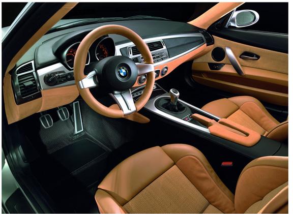 Custom Z4 M Interior Trim