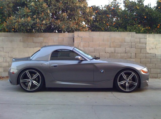 Z4 Hardtop Wanted
