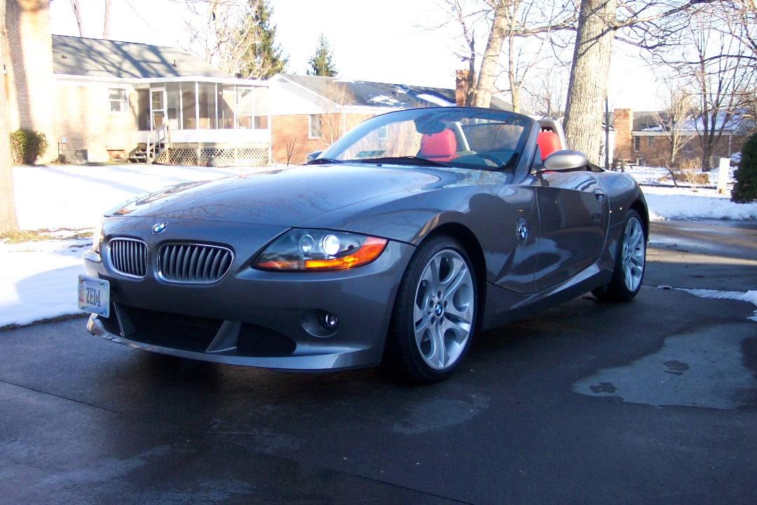 Will The 2008 Z4 Headlights Bumper Be Compatible With My