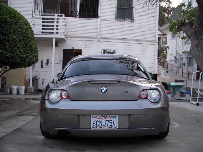 Rear Lights Top Middle Or Bottom Z4 Forum Com