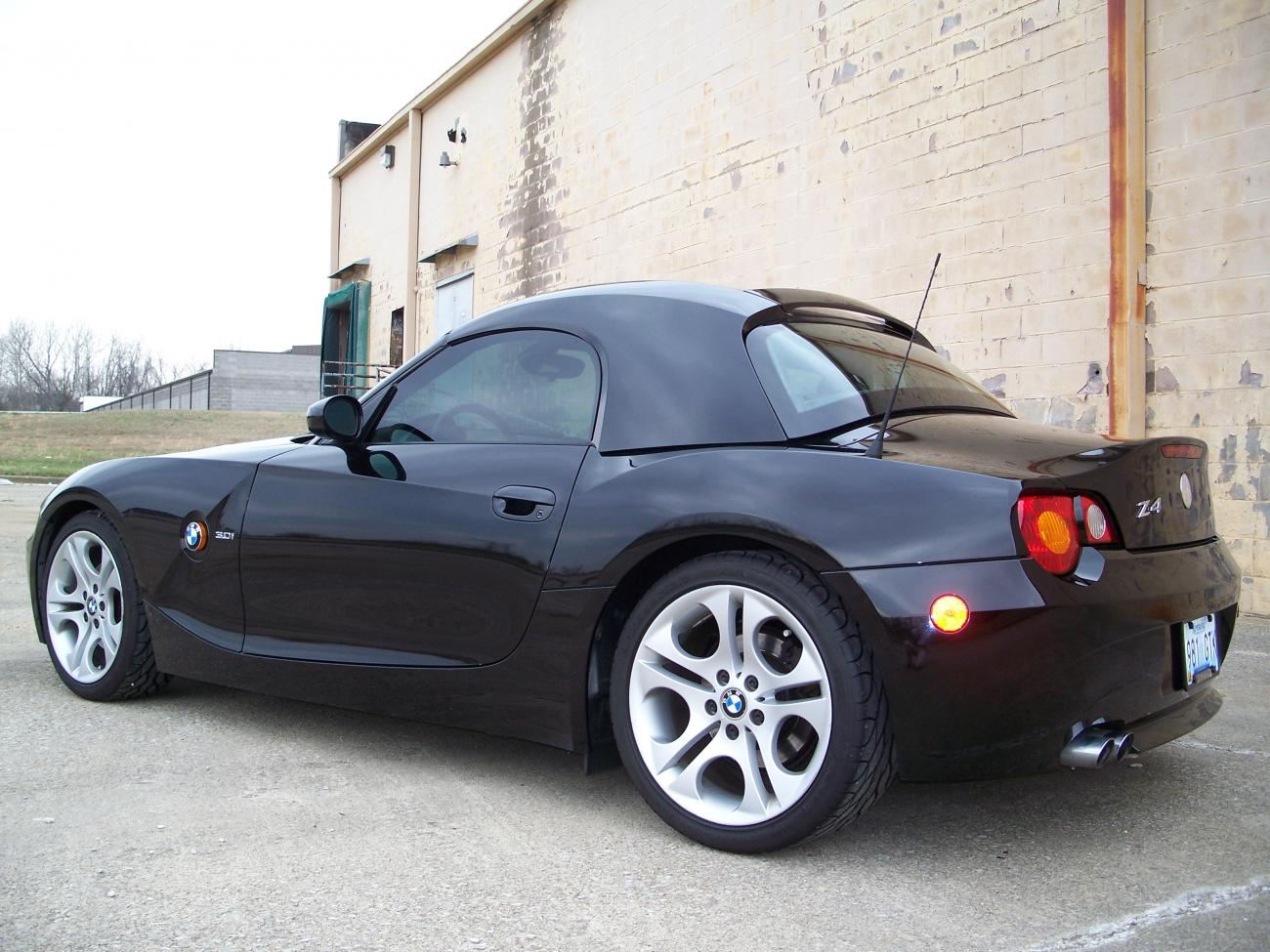 Bmw Z4 Hard Top