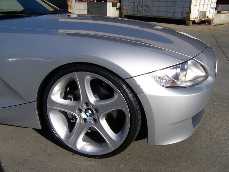 20 Quot X5 Wheels Rollin On A Z4 3 0si