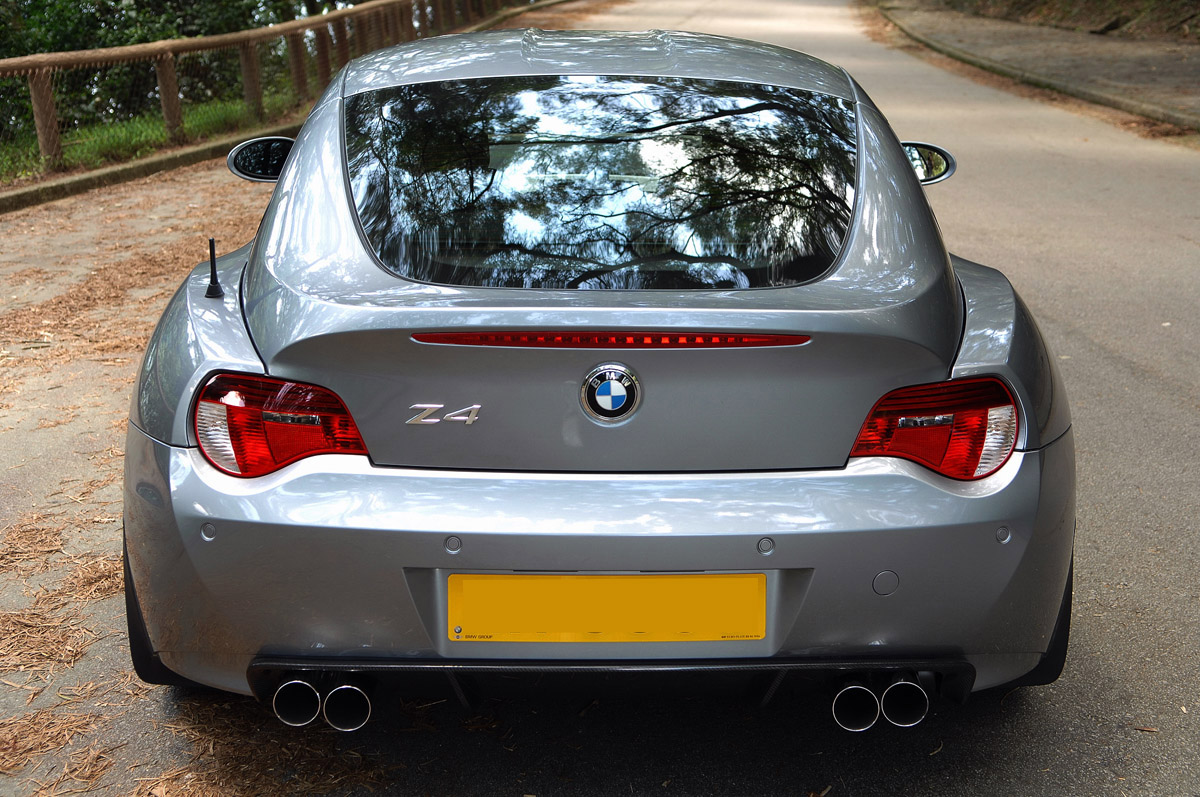 Bmw Oem Rear Carbon Diffuser