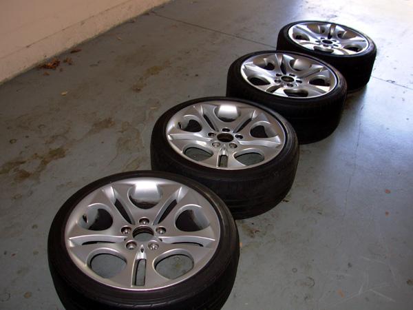Fs Oem 18 Quot Style 107 Ellipsoid Wheels