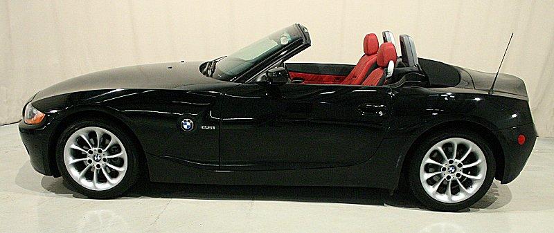 2004 Bmw Z4 2 5i Roadster For Sale