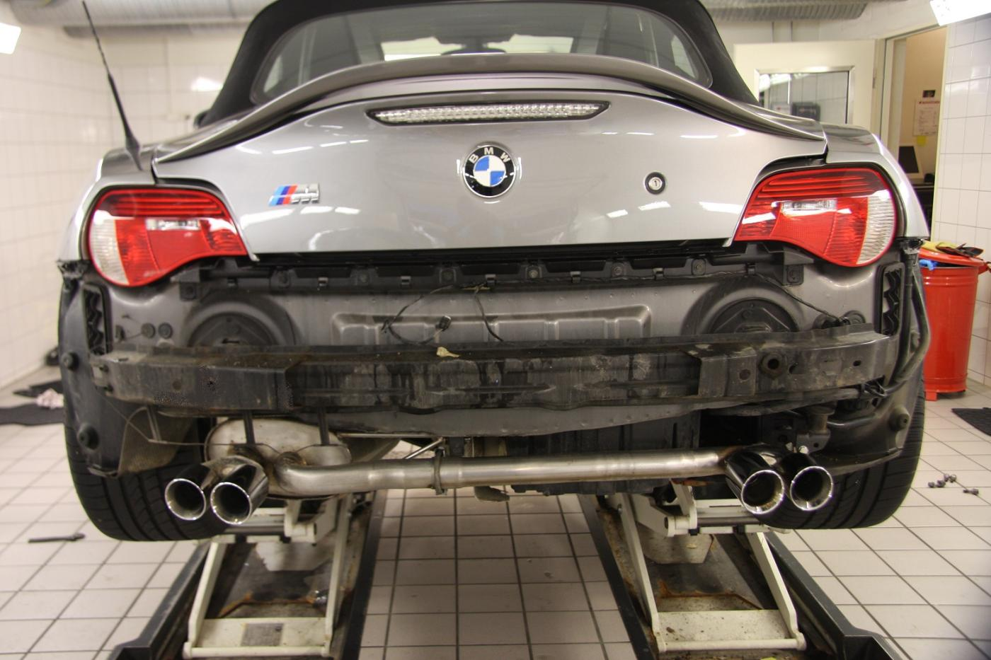 Official Quad Exhaust Modification Topic Page 4 Z4