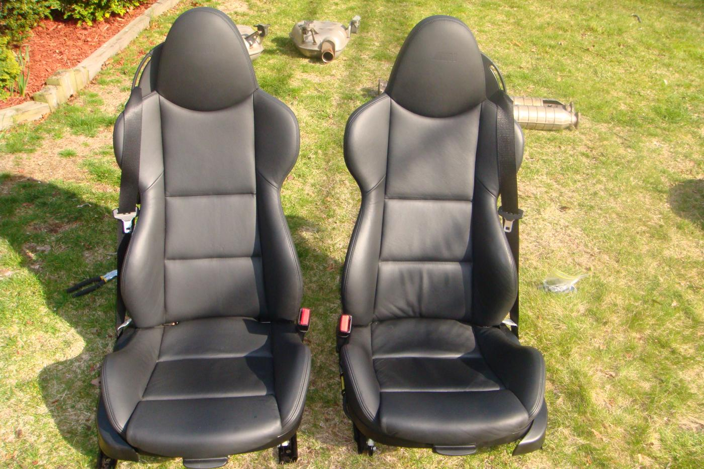 E63 03 10 For Sale Fs Oem Bmw Z4m Black Leather Seats