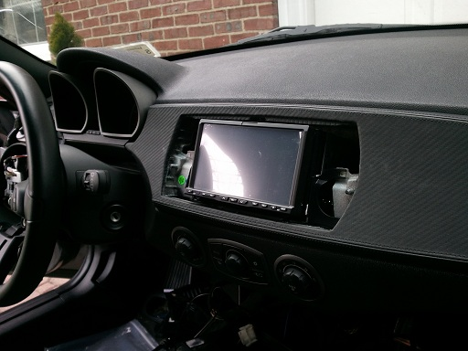 Double Din In The Z4 Maybe