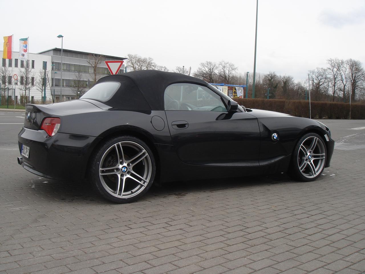 Wheel Size For 2003 Z4 2 5i