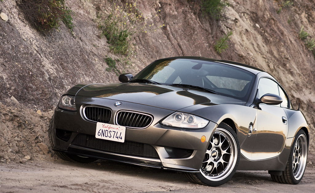 Z4 E85 E86 Sepang Bronze Z4 M Coupe In La