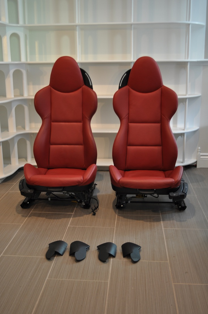 Fs As New Imola Red Z4 M Seats E86