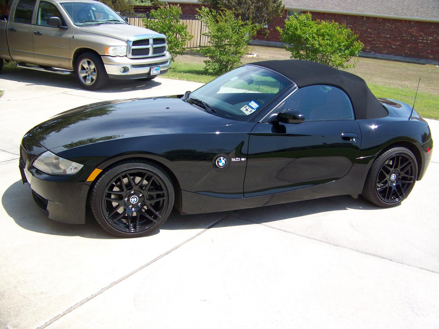Want Pic Bsm Coupe With Black Wheels