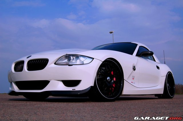 Ac Schnitzer Carbon Kits Custom Built For The Bmw Z4 E85