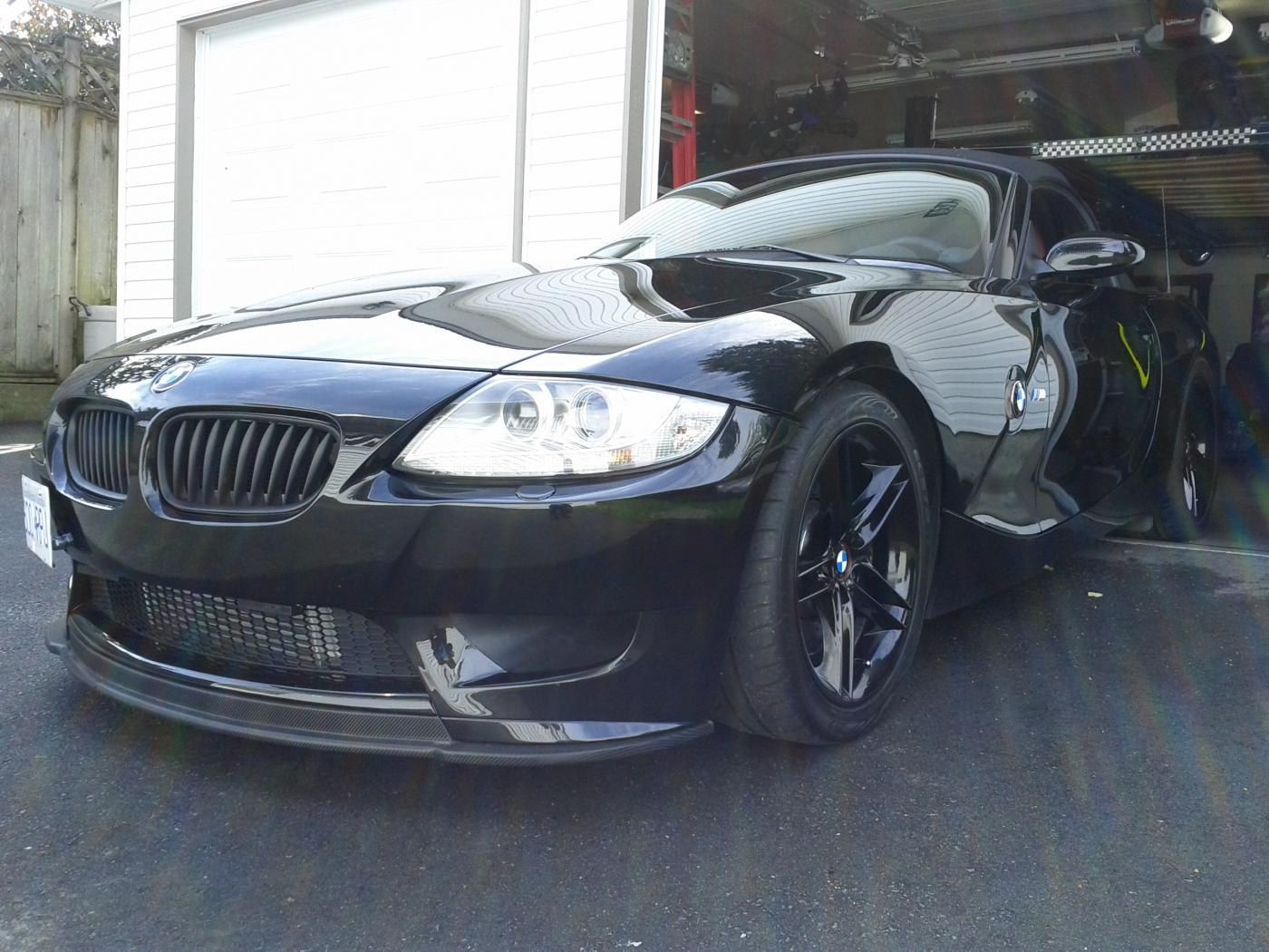 Supercharged Ess Z4m Roadster