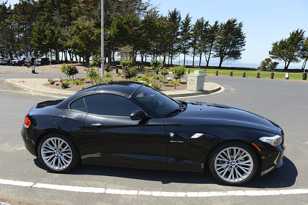 For sale 2009 bmw z4 sdrive35i black automatic mint condition attached images sciox Choice Image