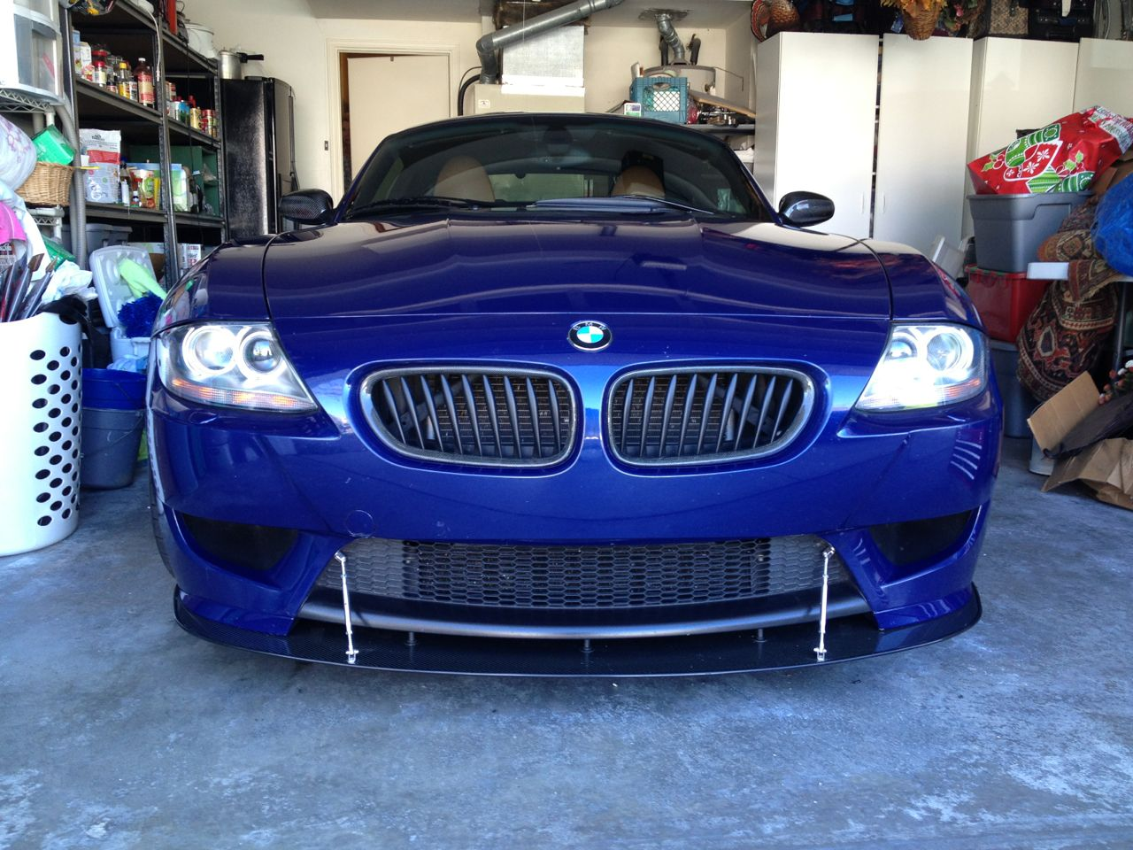 Need Front Splitter For Z4 Sources