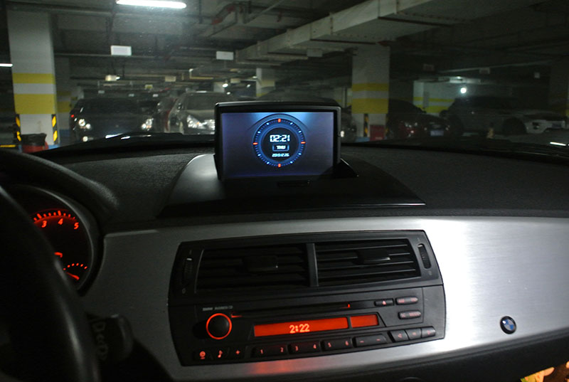 Top Level Navigation And Sound System For Z4 E85