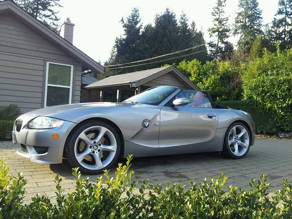 Bmw Style 230 Wheels On E85 M Roadster