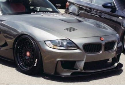 Who Wants 1m Bumper Made For E85 86 Page 2