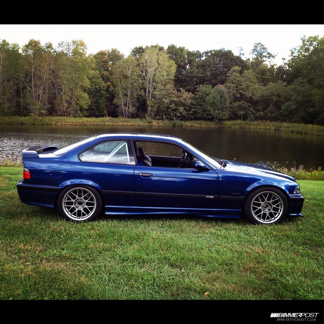 Bmw Z3 Mods: TMc135's 1995 BMW M3