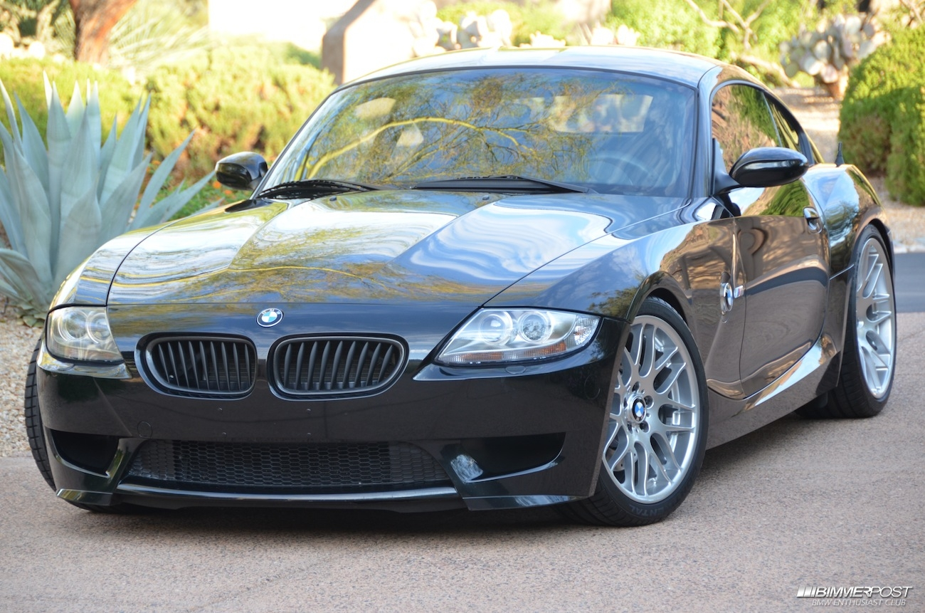 Jrainlay S 2007 Bmw Z4 M Coupe Bimmerpost Garage