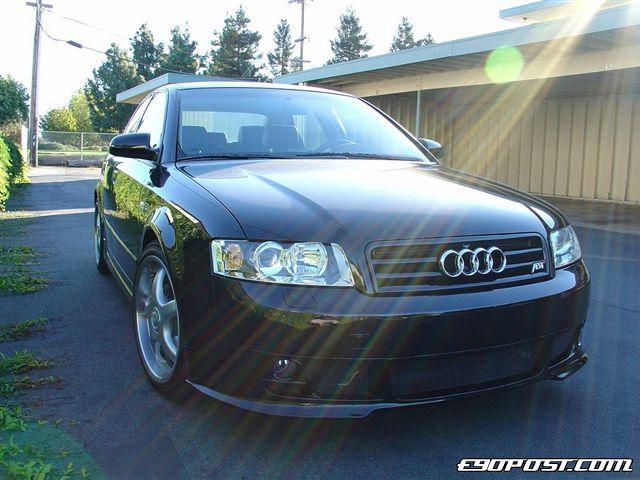 Hsiaochinsans 2002 Audi A4 18t Sold Bimmerpost Garage