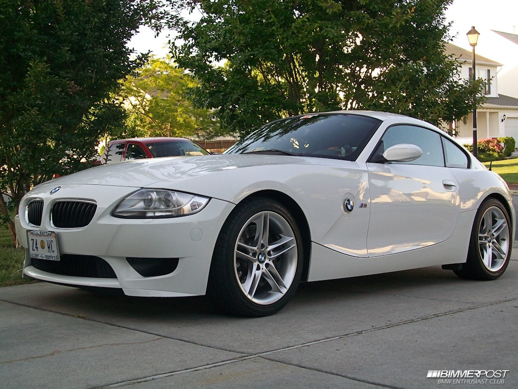 Shipkiller S 2008 Bmw Z4m Coupe Bimmerpost Garage