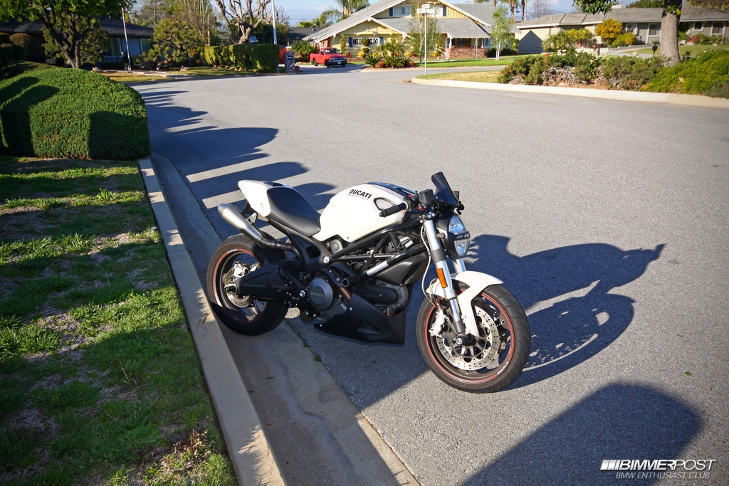 Barracuda Belly Pan Ducati Monster