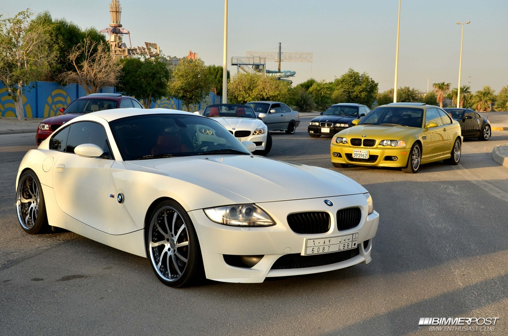 Ironz4m S 2007 Bmw Z4 M Coupe Bimmerpost Garage