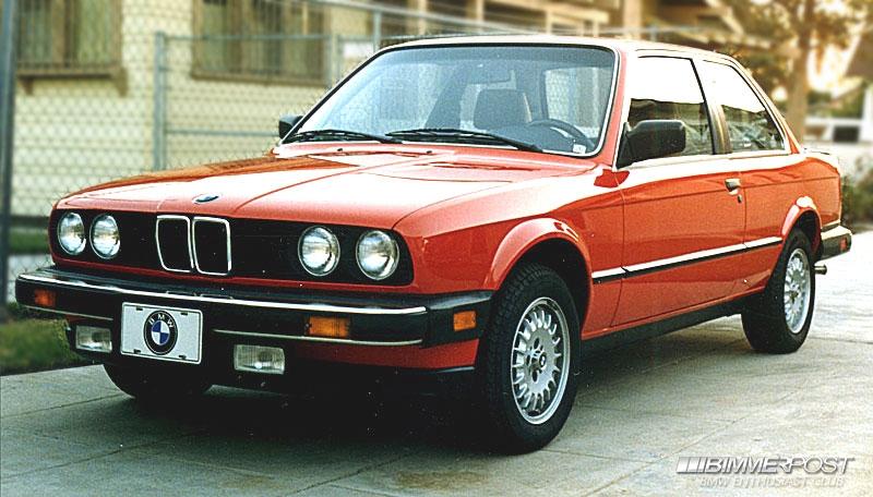 Bmw1racer S 1984 Bmw 318i Bimmerpost Garage
