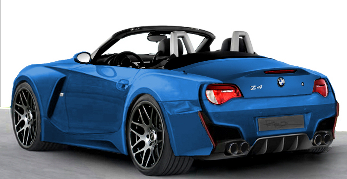 New Wide Body Kit For Z4m Page 3