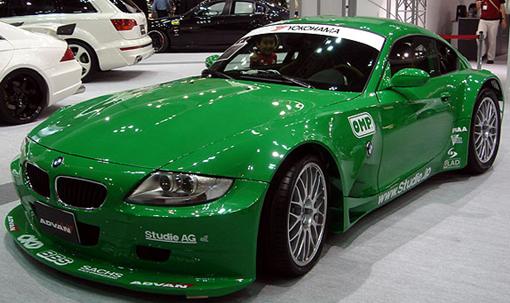 Studie Z4 M Coupe Gtr Conversion
