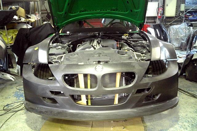BMW Albany Ny >> Studie Z4 M-Coupe GTR Conversion